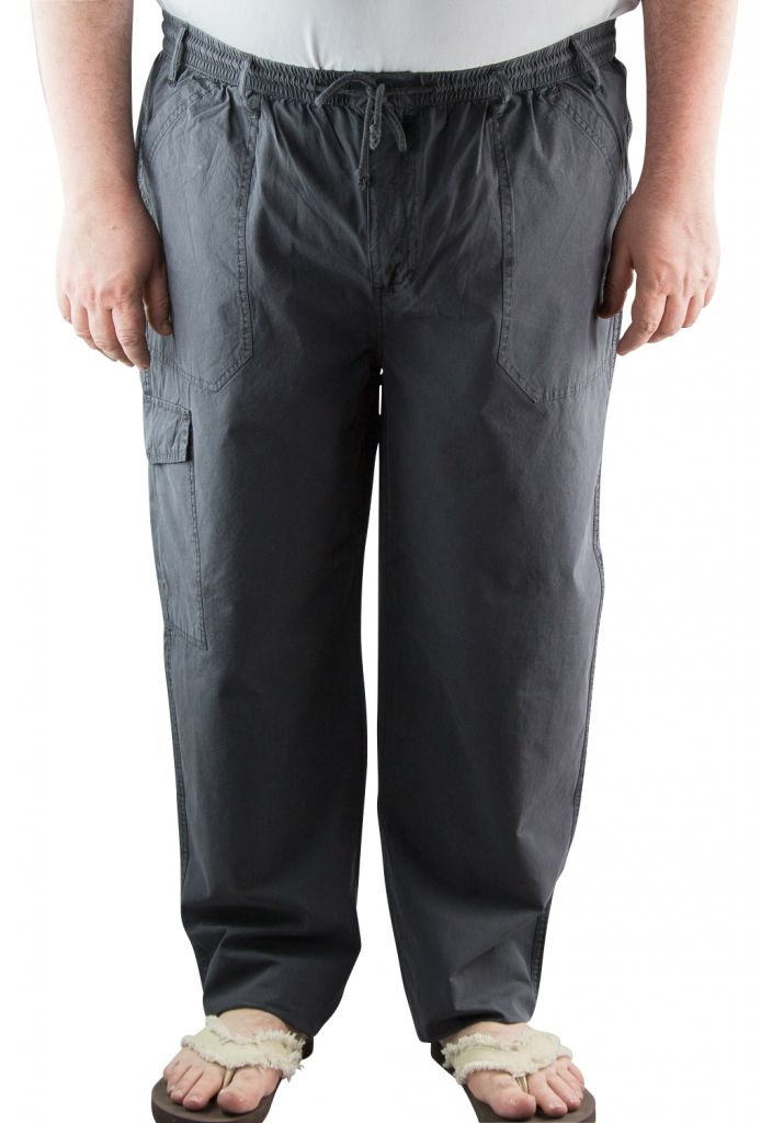 pantalon d 39 t toile coton bleu marine maxfort du 2xl au 8xl. Black Bedroom Furniture Sets. Home Design Ideas