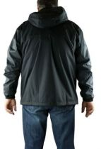 Anorak Noir All Size