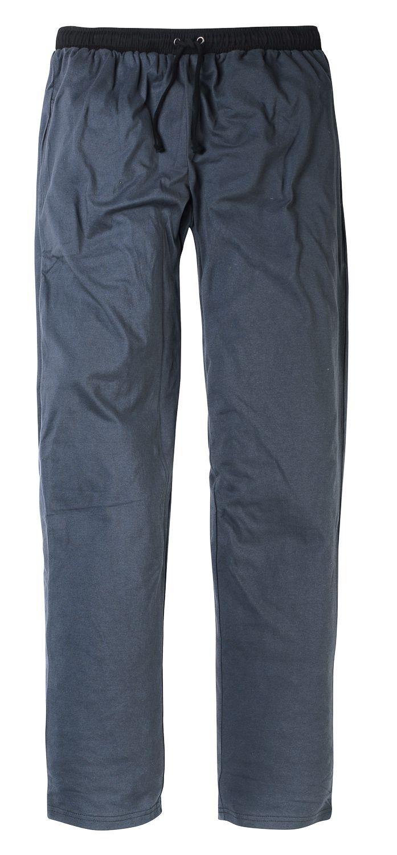 Bas de Pyjama 100% Coton Gris All Size