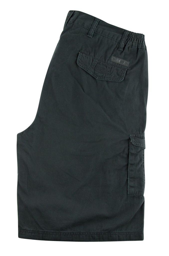 Bermuda Chino Noir All Size du 2XL au 8 XL
