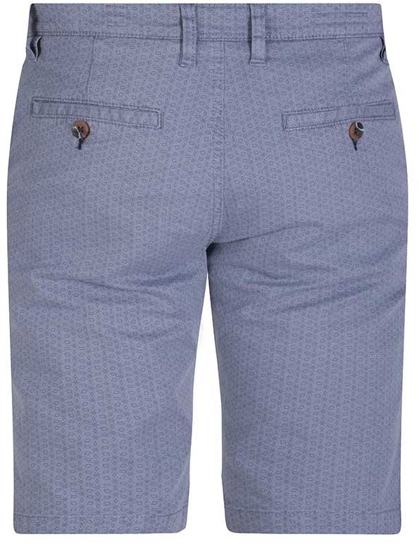 Bermuda Stretch Gris Duke du 42US au 56US