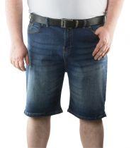 Bermuda Stretch Jean All Size 42US au 62US