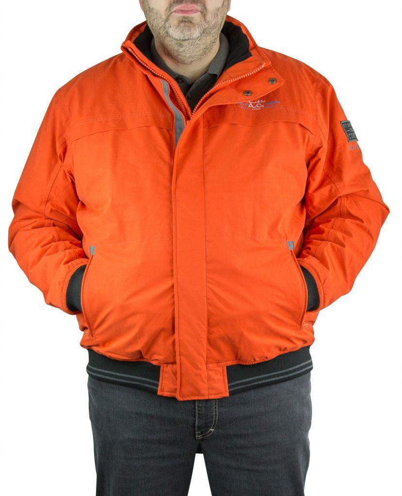 blouson homme grande taille orange all size. Black Bedroom Furniture Sets. Home Design Ideas