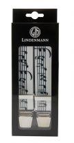 Bretelles Grande taille Blanche Lindenmann