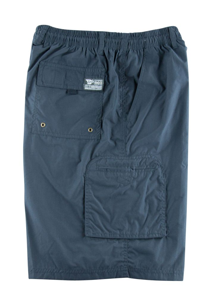 "Cargo Short \""Nick\"" Bleu Marine de DUKE"