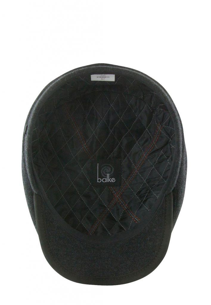Casquette Protection Téflon Anthracite Balke du 54 au 62