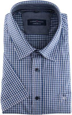 CASAMODA T-shirt Bon Paquet noir manches courtes normal col rond 100/% coton