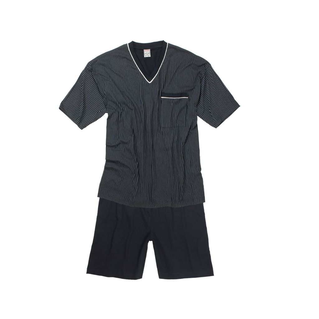 Ensemble Pyjama Short Marine GUSTAV d\'Adamo