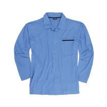 Ensemble Pyjama Veste & Pantalon Bleu du 2XL au 10XL Adamo