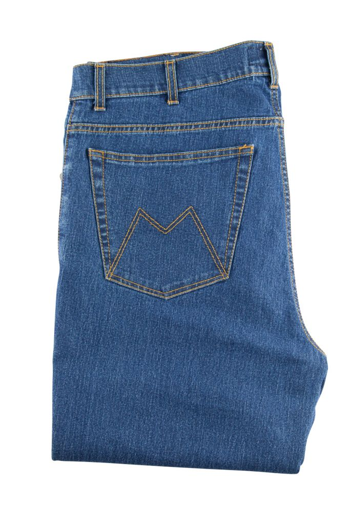 Jean Stretch Bleu Maxfort