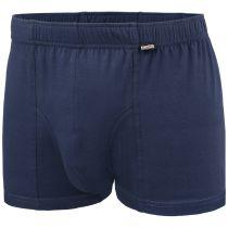 Pack de 2 Boxers Homme Grande Taille Bleu Foncé JACK d\'Adamo
