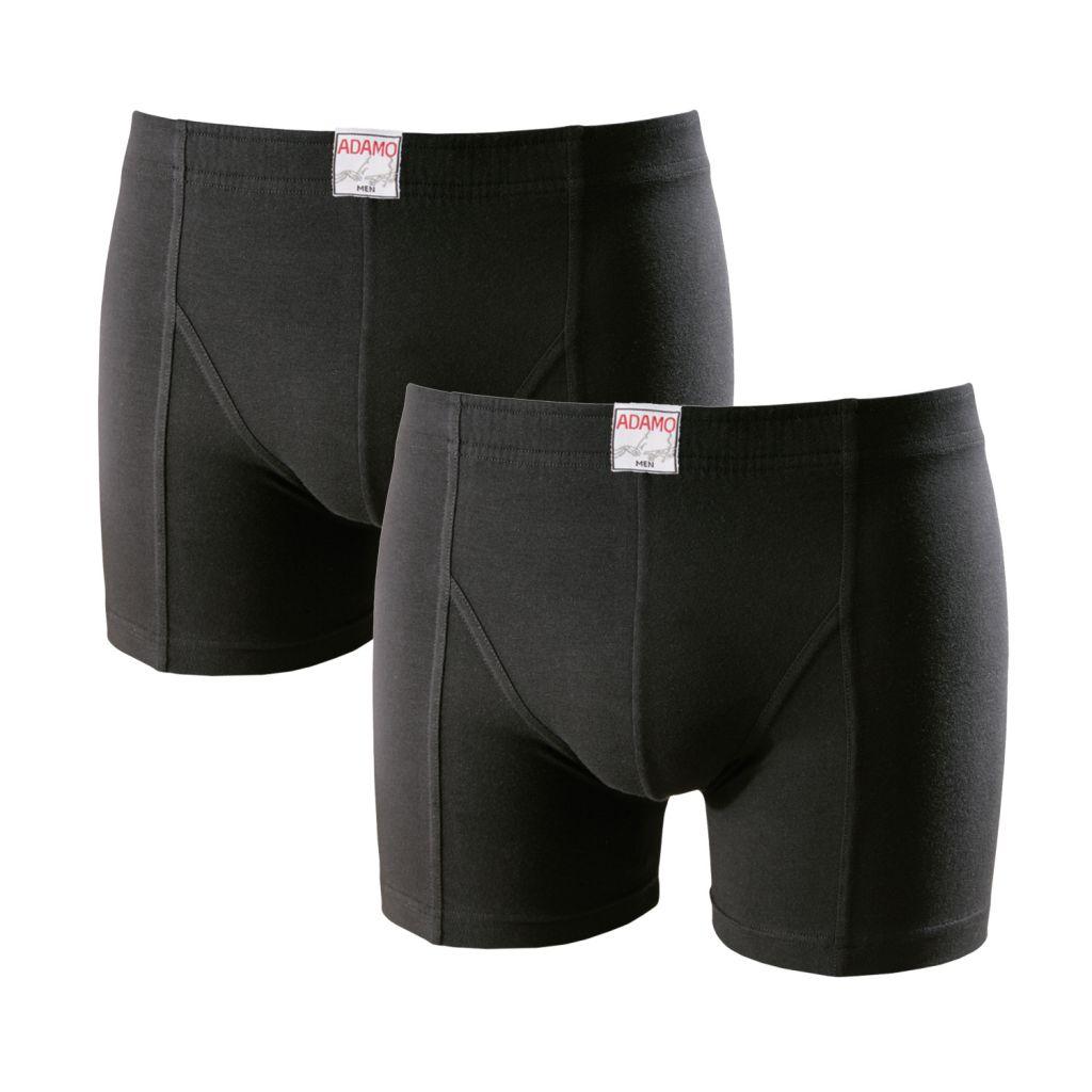 Pack de 2 Boxers Noir JACK d\'Adamo
