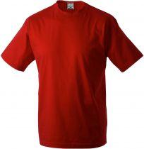 Pack de Deux Tshirt Marlon Rouge Adamo du 2XL au 12XL