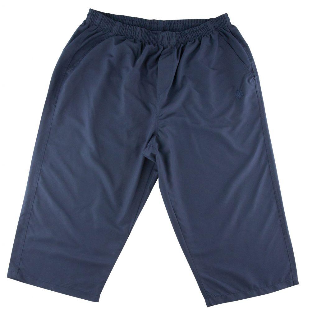Pantacourt de jogging Microfibre Bleu Marine du 2XL au 10XL Ahorn