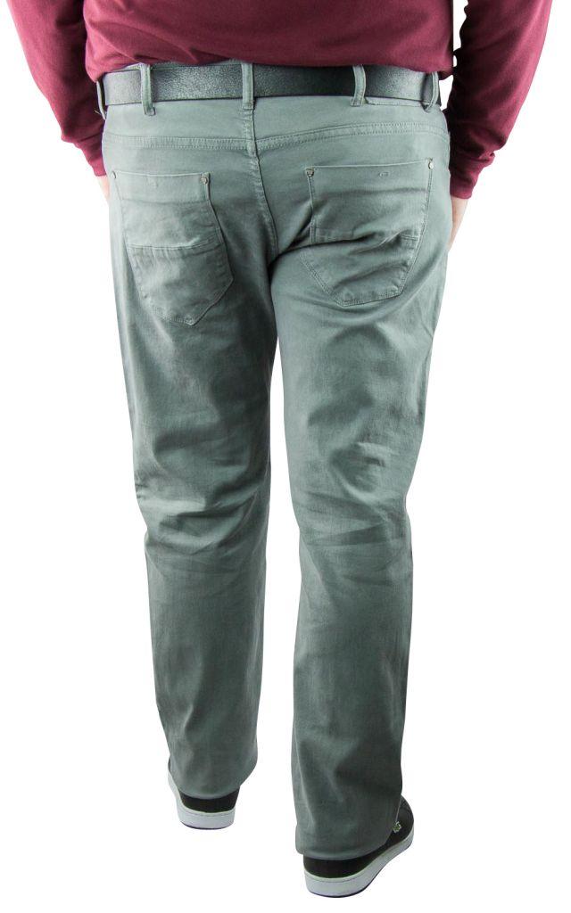 Pantalon 5 Poches True Legends Gris All Size