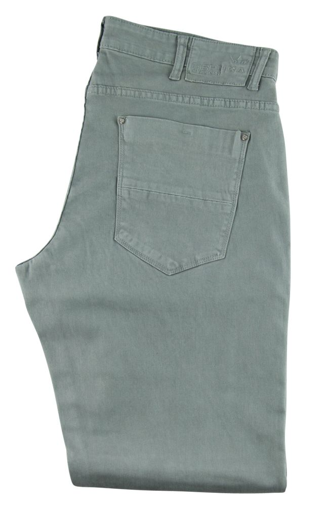 Pantalon 5 Poches True Legends Gris All Size