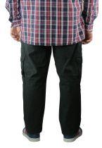 Pantalon Cargo Noir du 42Us au 60US Kam
