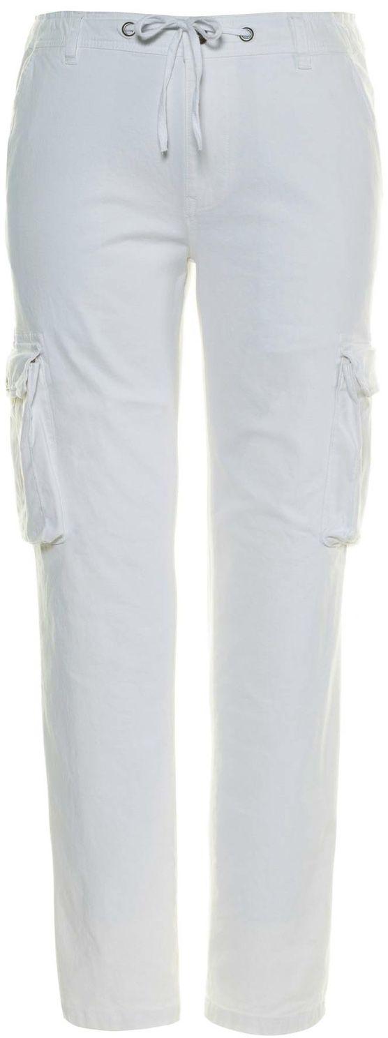 Pantalon Cargo Strech Blanc JP1880 du 52FR au 70FR