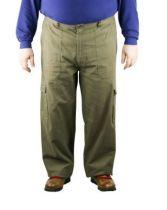 Pantalon Casual Vert Kaki CARGO de DUKE