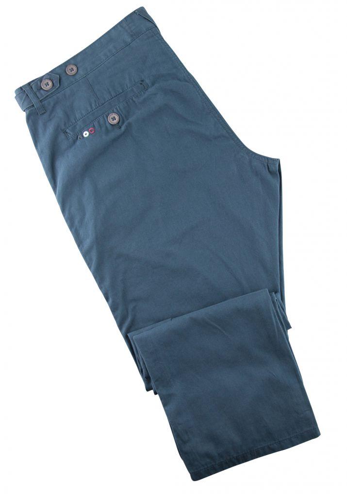 Pantalon Chino  Bleu Marine Santa Monica