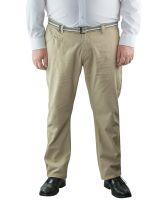 Pantalon Chino Beige Kangol du 42US au 54US