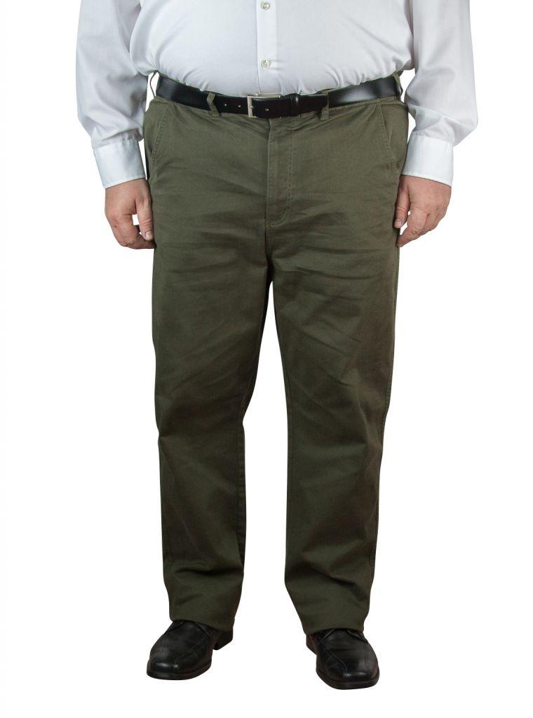 Pantalon Chino Kaki Kam Jeans du 40US au 70US