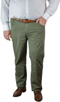 Pantalon Chino Stretch Toile Ultralégère Kaki Maxfort du 52fr au 88fr