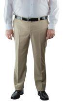Pantalon de Costume Beige Club of Comfort du 52 au 70fr