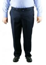 Pantalon de Costume Bleu Marine SUPREME de DUKE