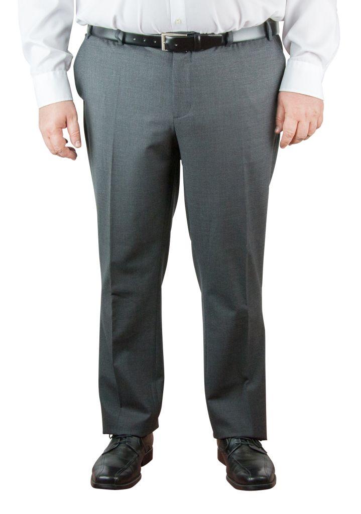 Pantalon de Costume Gris Pierre d\'Arlan du 54FR au 68FR