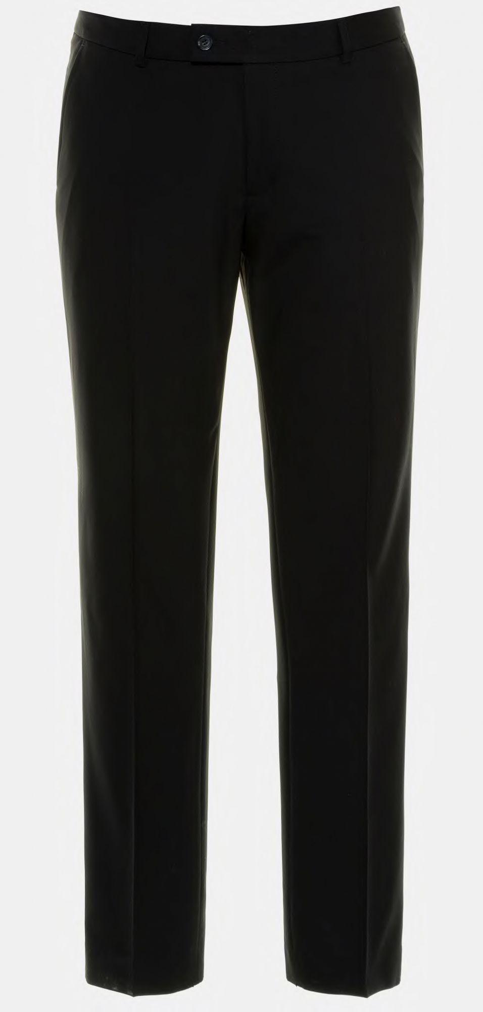 Pantalon de Costume Stretch Noir JP1880 du 56FR au 72FR