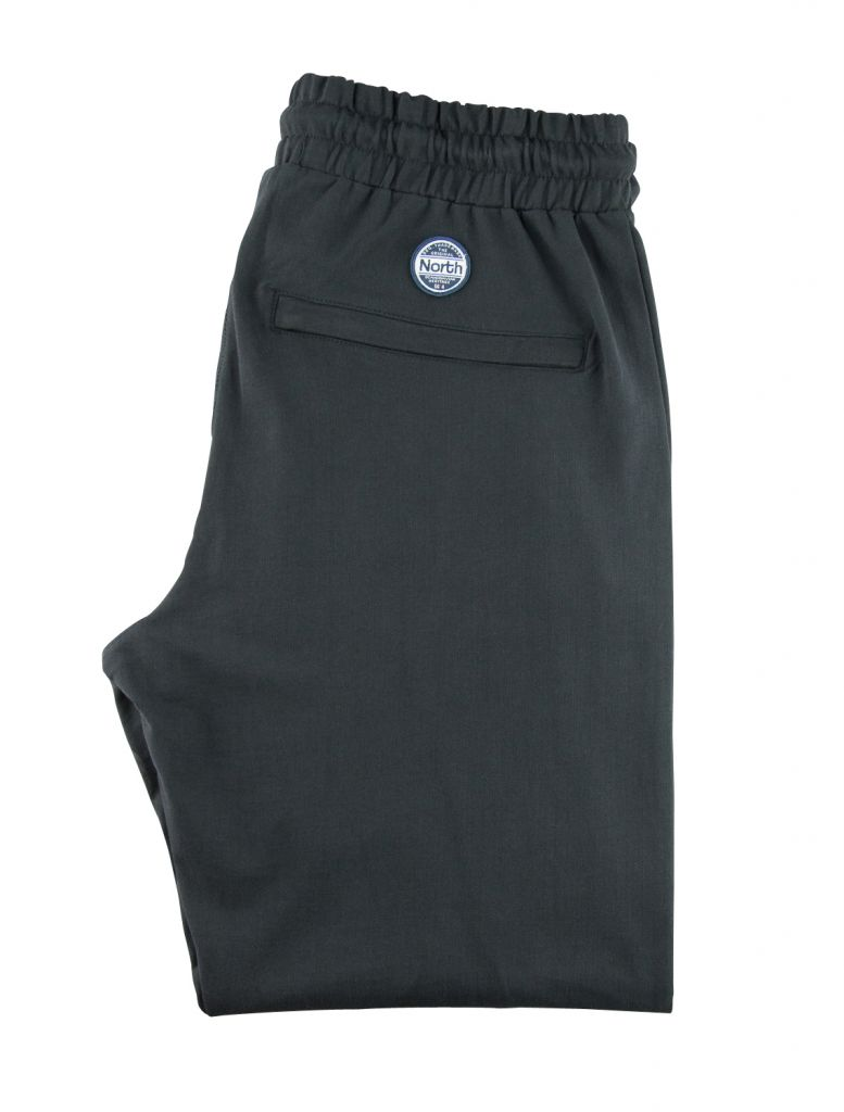 Pantalon de Jogging 100% Coton Noir All Size