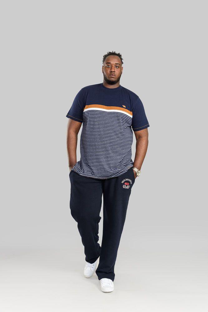 Pantalon de Jogging Bleu Marine Duke 2XL à 8XL