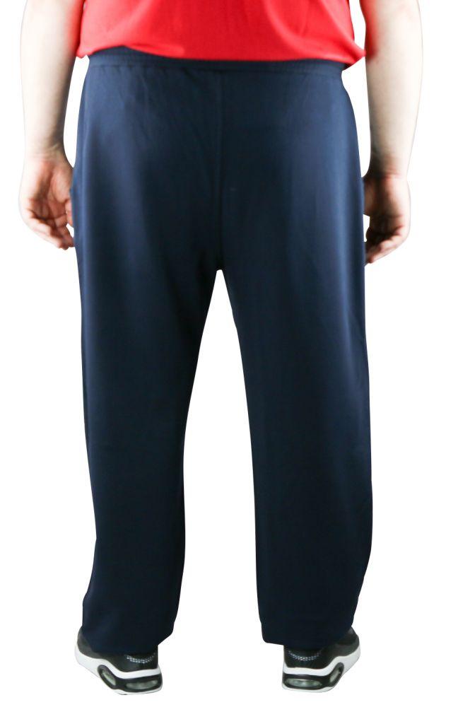 Pantalon de Jogging Bleu Marine Foncé Ahorn