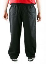 Pantalon de Jogging Micro Fibre Noir Ahorn