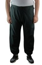 Pantalon de Jogging Noir Cotton Valley du 2XL au 8XL