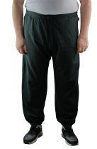 Pantalon de Jogging Noir Cotton Valley du 2XL au 8XL
