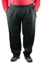 F-Duke Albert Black pantalon jogging noir-1819