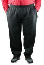 F-Duke Albert Black pantalon jogging noir-1819