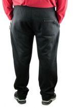 D-Duke Albert Black pantalon jogging noir-1820