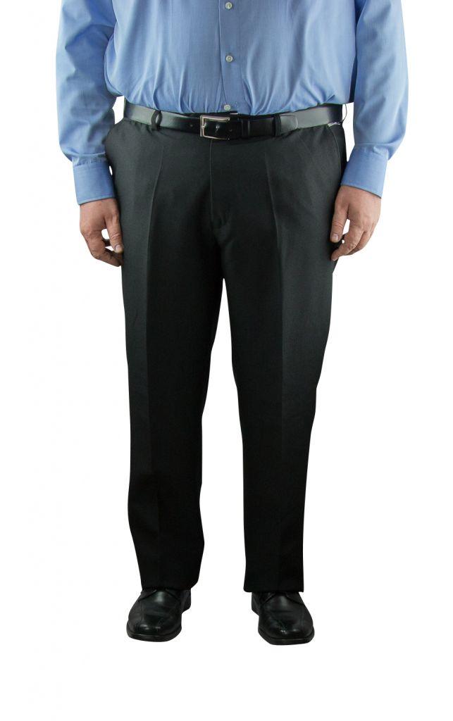 F-Duke KS1404 Max pantalon noir-2036 2