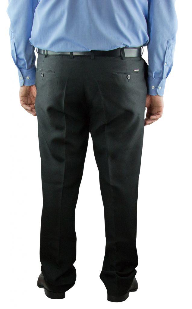 D-Duke KS1404 Max pantalon noir-2033