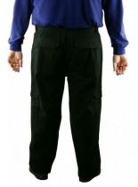 Pantalon Noir CARGO de DUKE