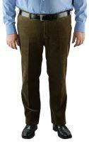 Pantalon Velours DERRY Marron Club of Comfort