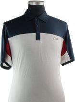 Polo Manches Courtes Blanc Maxfort du 3XL au 8XL
