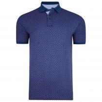 Polo Manches Courtes Bleu Marine Kam Jeanswear du 2XL au 8XL