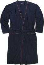 Robe de Chambre Bleu Marine Adamo du 2XL au 10XL