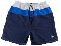 Short de Bain Bleu Marine Cotton Valley du 2XL au 8XL
