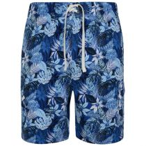Short de Bain Bleu Marine Kam Jeanswear du 2XL au 8XL