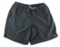 Short de Bain Noir All Size Du 2XL au 8XL